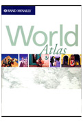 Rand McNally Premier World Atlas - Hard Cover