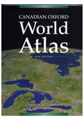 Canadian Oxford World Atlas - Soft Cover