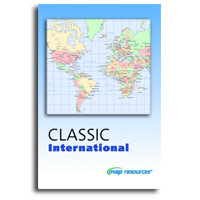 Map Resources - Classic International