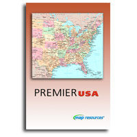 Map Resources - Premier USA