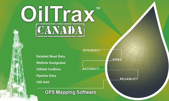 OilTrax NT - GPS Mapping Software