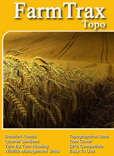 FarmTrax Topo - GPS Mapping Software